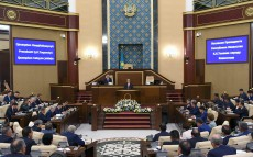 The Head of State Kassym-Jomart Tokayev delivered his State of the Nation Address